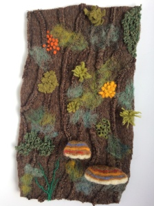 lichenbark